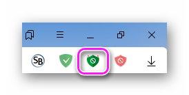 Иконка Site Blocker